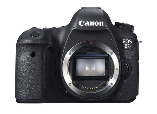 canon-6d-front Canon EOS 6D Mark II to be more expensive than its predecessor Rumors