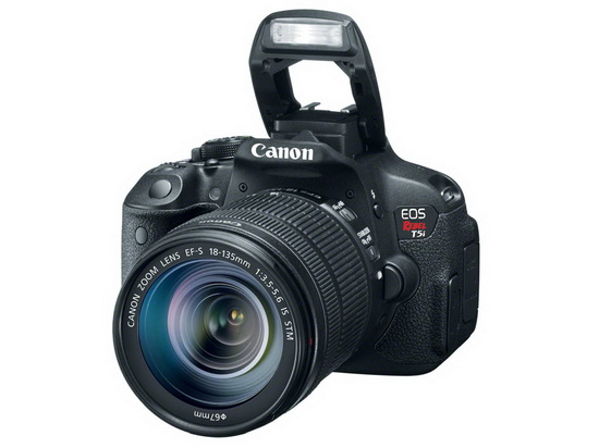 canon-700d-rebel-t5i-built-in-flash Canon 700D / Rebel T5i touchscreen DSLR officially announced News and Reviews