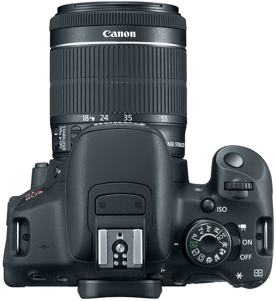 canon-700d-rebel-t5i-top-controls Canon 700D / Rebel T5i touchscreen DSLR officially announced News and Reviews