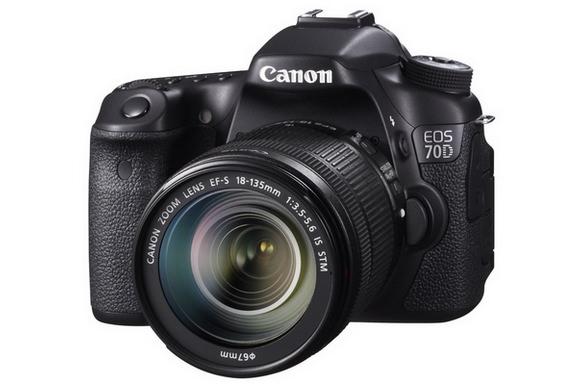 Canon 70D Dual Pixel
