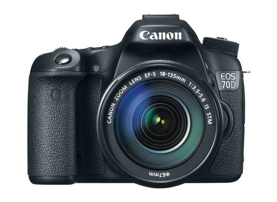 canon-70d-front Updated Canon EOS 80D details revealed online Rumors