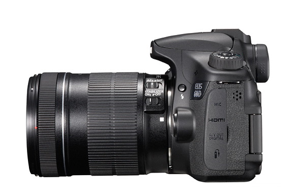 Canon 70D launch rumors