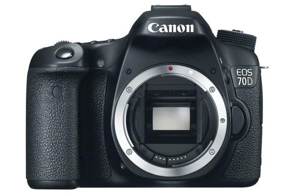 Canon 70D price