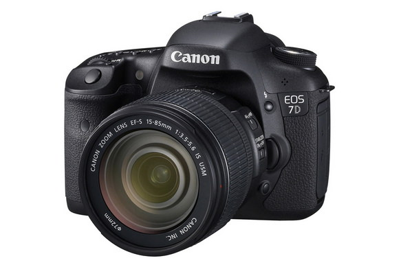 Canon 7D 15-85mm f/3.5-5.6 kit