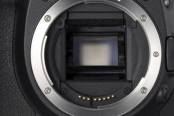 Canon 7D APS-C sensor