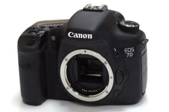 Canon 7D Mark II launch details