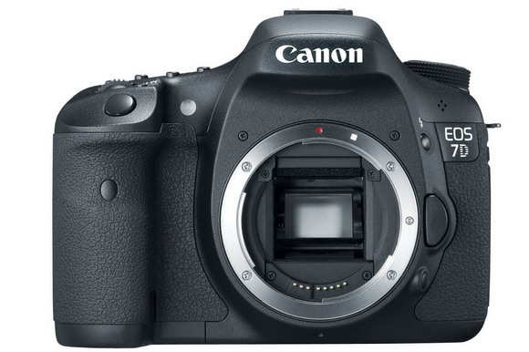 Canon 7D Mark II metal body