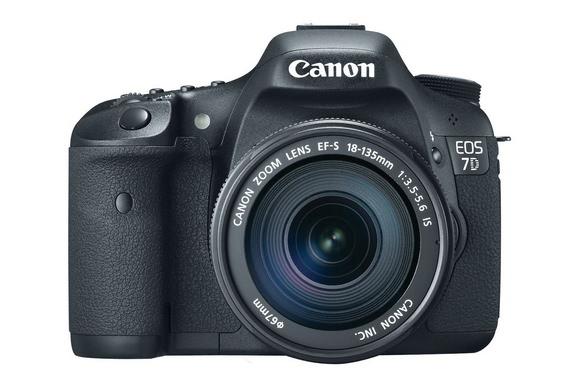 Canon 7D Mark II specs