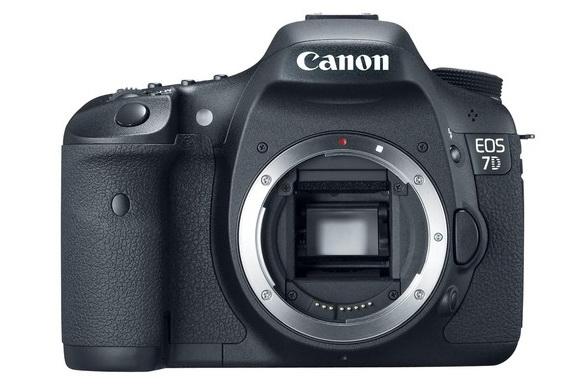 Canon 7D Mark II test camera specs leaked online