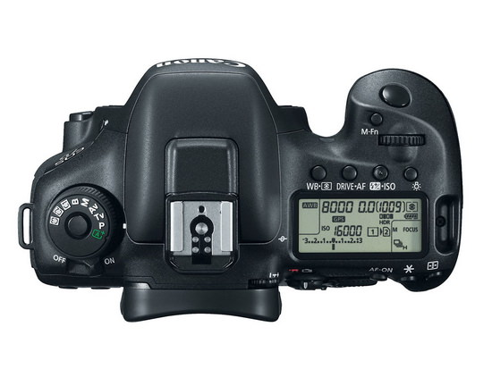 canon-7d-mark-ii-top Canon 7D Mark II finally revealed at Photokina 2014 News and Reviews