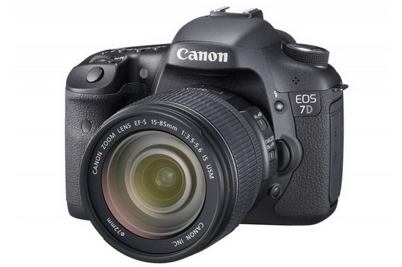 Canon 7D replacement release date