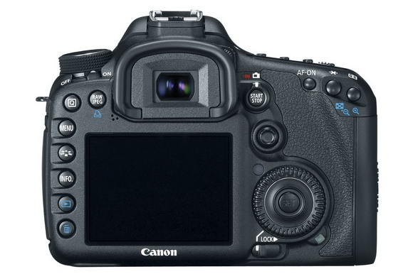 Canon 7D successor announcement