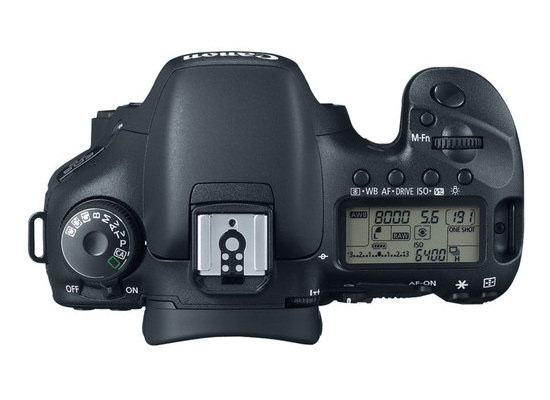canon-7d-top-plate More Canon 7D Mark II rumors hint at redesigned top plate Rumors