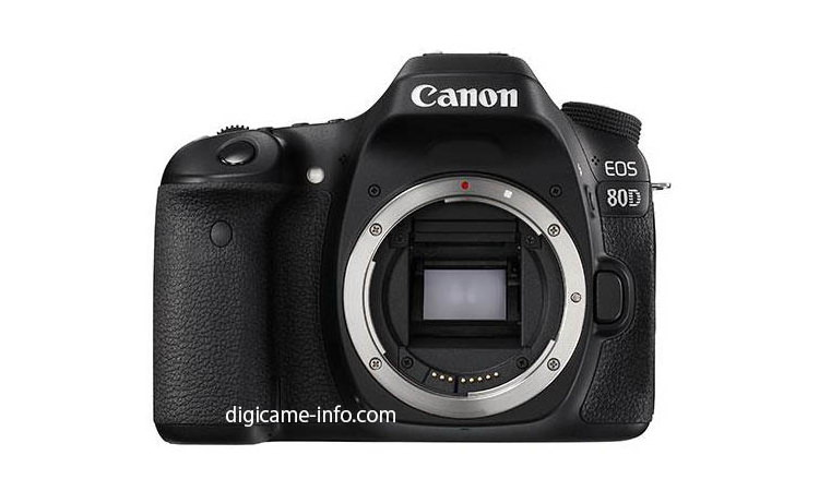 canon-80d-photos-leaked-front First Canon 80D photos revealed along with detailed specs Rumors