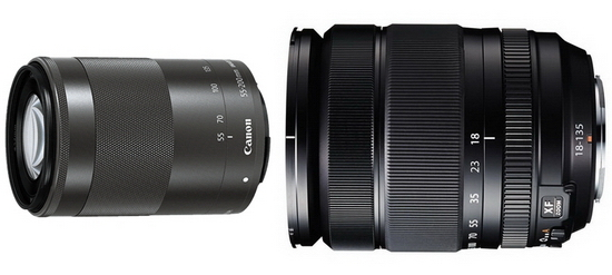 canon-and-fujifilm-lenses Exciting camera news and photo rumors in June 2014 News and Reviews