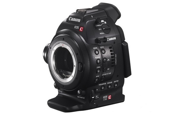 Canon C100 firmware update
