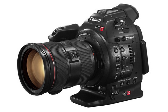 Canon C300 firmware update 1.0.8.1.00 available for download on both Windows and Mac OS X computers