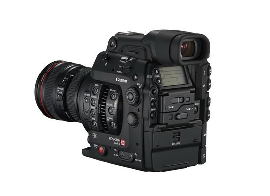 canon-c300-mark-ii-back Canon C300 Mark II unveiled with 15-stop dynamic range News and Reviews
