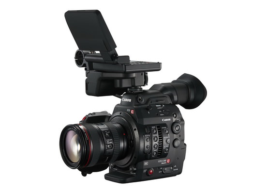 canon-c300-mark-ii Canon C300 Mark II unveiled with 15-stop dynamic range News and Reviews