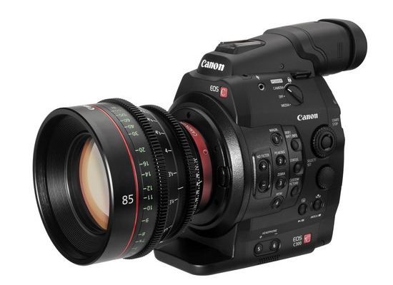 canon-c300 Canon C300 Mark II to be capable of recording 4K videos Rumors