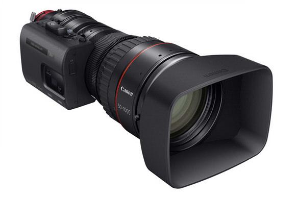 Canon Cine-Servo 50-1000mm T5-8.9
