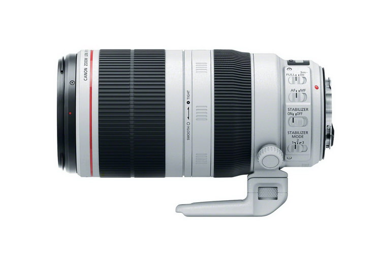 canon ef 100-400mm f4.5-5.6 is ii usm lens