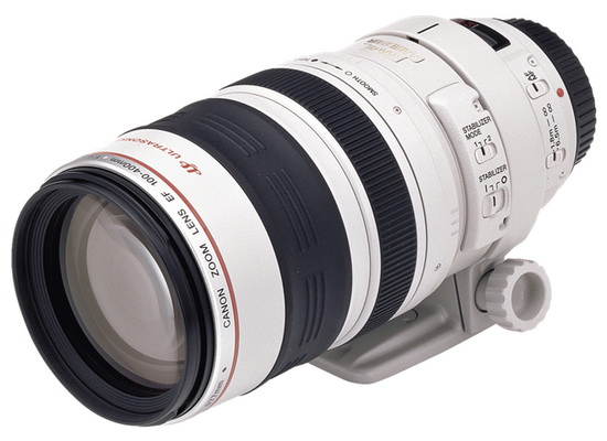 canon-ef-100-400mm-f4.5-5.6L-is-usm-telephoto-zoom-lens Canon to announce at least five new lenses by the end of 2013 Rumors