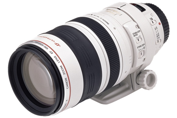 Canon EF 100-400mm f/4.5-5.6L IS lens rumor