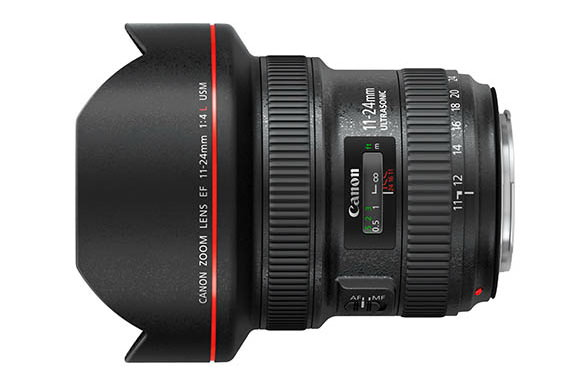 Canon EF 11-24mm photo leaked