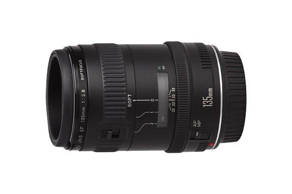 Canon EF 135mm f/2.8 softfocus
