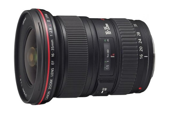 canon-ef-16-35mm-f2.8l-ii-usm New Canon f/2.8 wide-angle zoom lens rumored once again Rumors