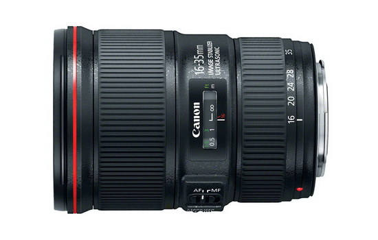 canon-ef-16-35mm-f4l Canon EF 11-24mm f/2.8L lens might be unveiled soon Rumors