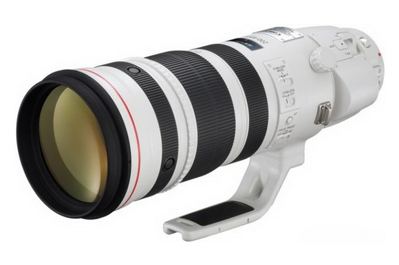 Canon EF 200-400mm f/4L IS 1.4x lens rumor