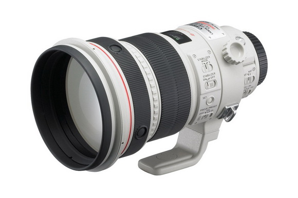 Canon EF 200mm f/2L and EF 800 f/5.6L IS USM replacements coming soon