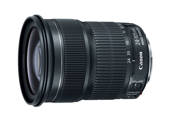 Canon EF 24-105mm f/3.5-5.6 zoom