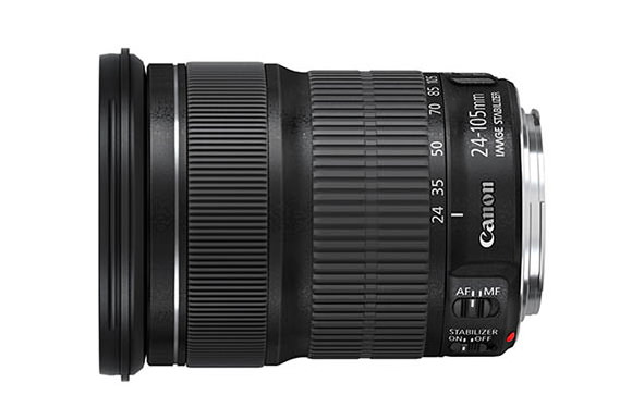 Canon EF 24-105mm leaked