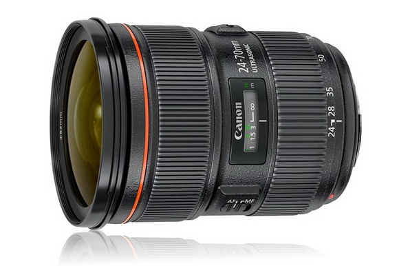 Canon EF24-70mm f/2.8L II USM DxOMark review