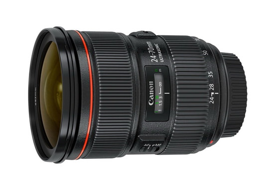 canon-ef-24-70mm-f2.8l-ii-usm Canon EF 24-70mm f/2.8L IS lens rumored to be in the works Rumors