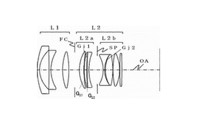 canon-ef-28mm-f1.4l-usm-lens-patent Canon EF 28mm f/1.4L USM lens patent shows up online Rumors