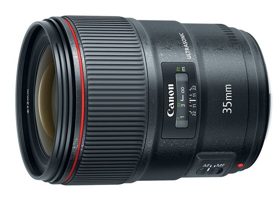 canon-ef-35mm-f1.4l-ii-usm-lens Canon EF 35mm f/1.4L II USM lens unveiled with BR Optics tech News and Reviews