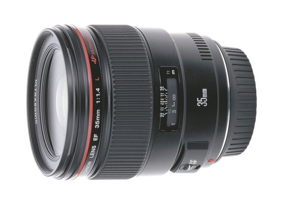 canon-ef-35mm-f1.4l-lens Canon EF 35mm f/1.4L II lens rumored to be in the works Rumors