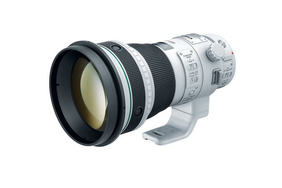 Canon EF 400mm f/4 DO IS II USM optic