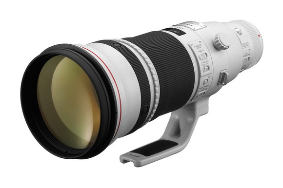 Canon EF 500mm f/4