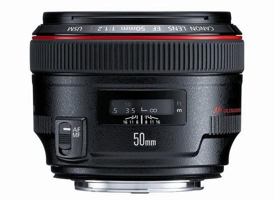 canon-ef-50mm-f1.2l-usm Canon to replace EF 85mm f/1.2L II USM at Photokina 2016 Rumors