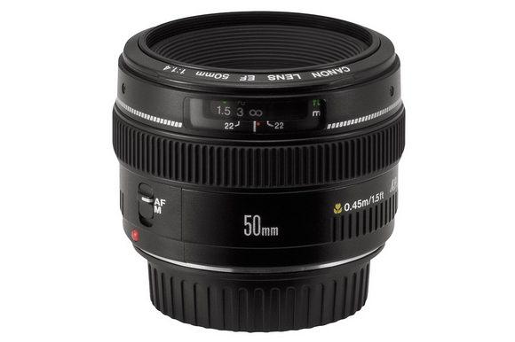 Canon EF 50mm f/1.4L USM