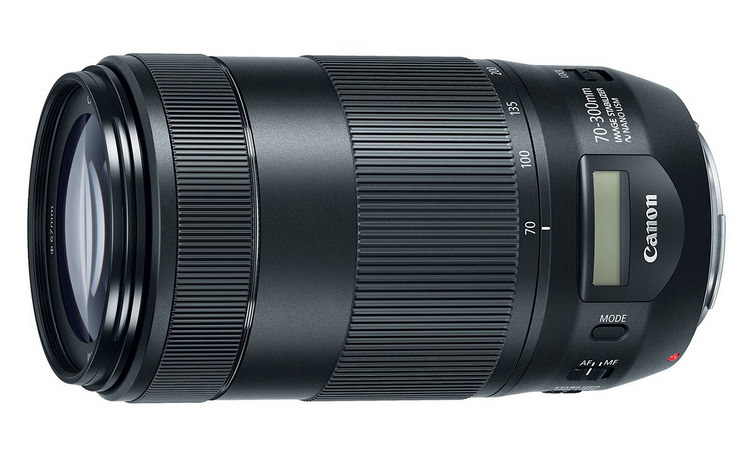 canon-ef-70-300mm-f4.5-5.6-is-ii-usm-lens Official: Canon EOS M5 mirrorless camera unveiled News and Reviews