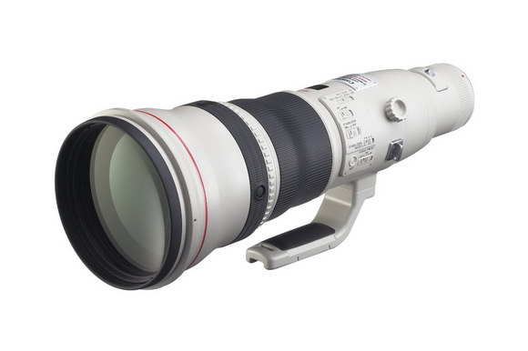 Canon EF 800mm f/5.6L IS USM telephoto prime