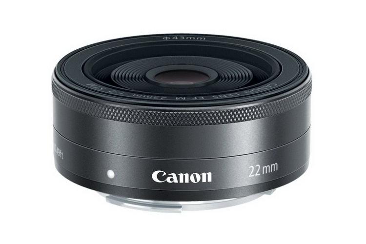 canon ef-m 22mm stm lens