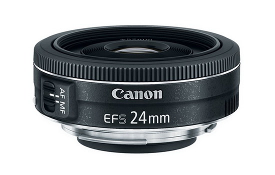 canon-ef-s-24mm-f2.8-stm Canon EF-S 24mm f/2.8 STM lens unveiled in a slim, compact body News and Reviews