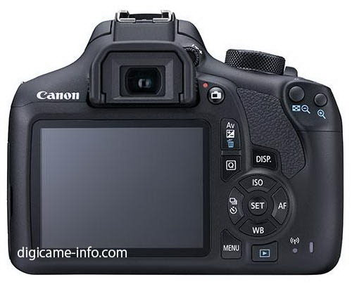 canon-eos-1300d-back-leaked First Canon 1300D photos revealed News and Reviews